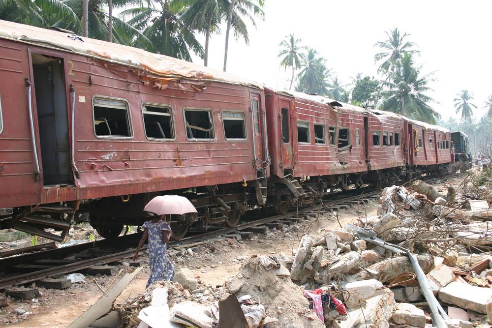The Famous Sri Lanka Train