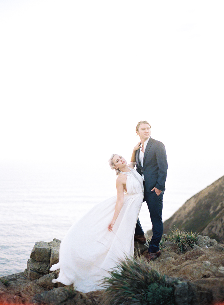 POINT REYES BRIDAL INSPIRATION -