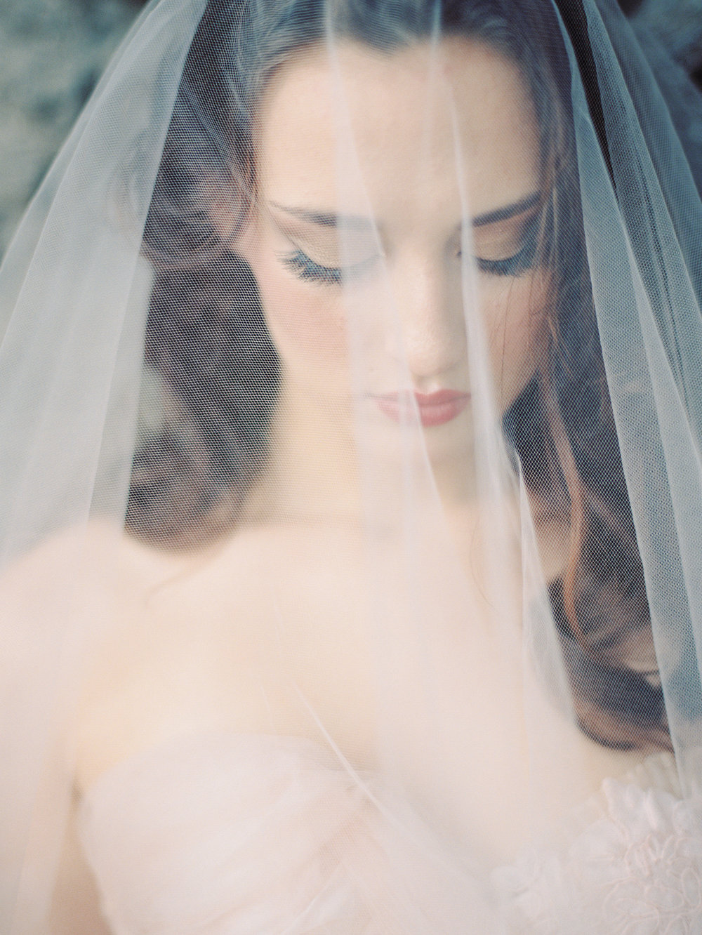 Northern Oregon Bridal Inspiration -