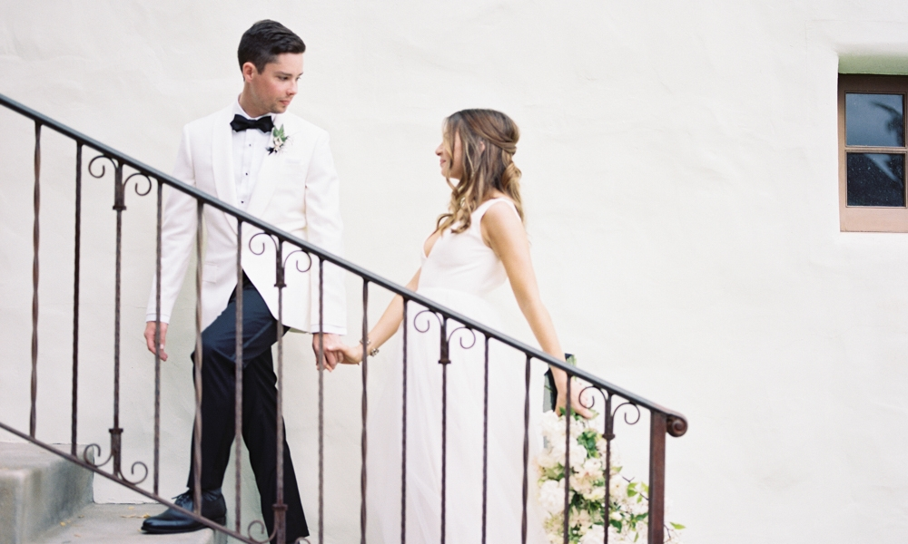 PALM SPRINGS WEDDING - as seen on Style Me Pretty