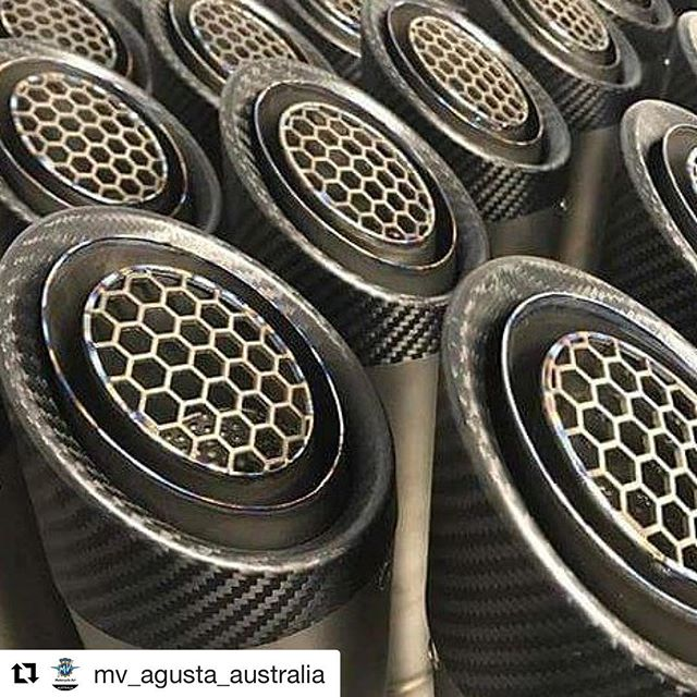 #scprojectexhaust sounds as sweet as a honeycomb @scprojectexhaust in stock and ready for your @mvagustamotor great shot @#Repost @mv_agusta_australia with @repostapp ・・・ Music for your ears~SC-Project S1 exhaust for MV Agusta F4 RC 2017 ready for shipping! #mvagusta #f4rc #scprojectexhaust #scprojectexhaustofficial #mvrepartocorse #mvf4rc