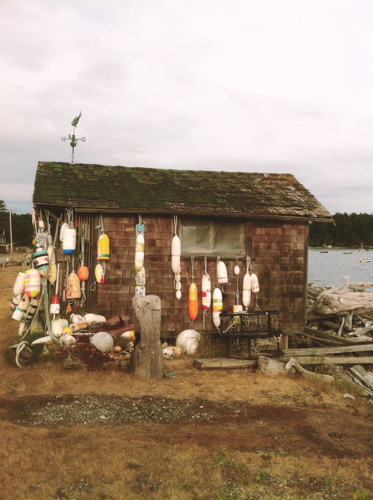 we call this the buoy cottage*