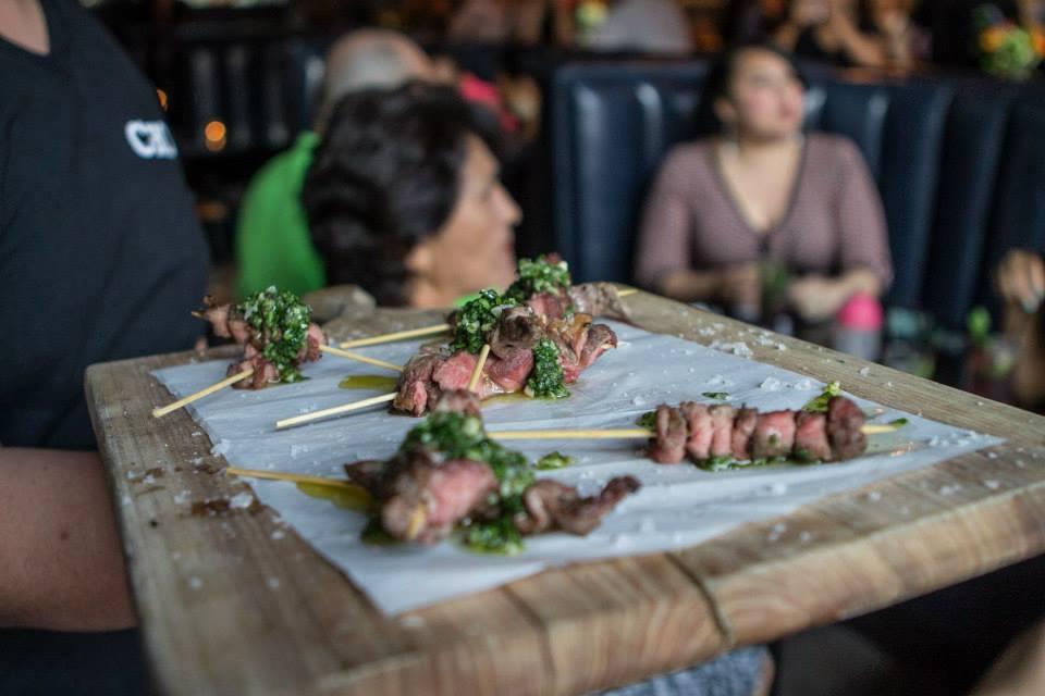 Beef at Chop