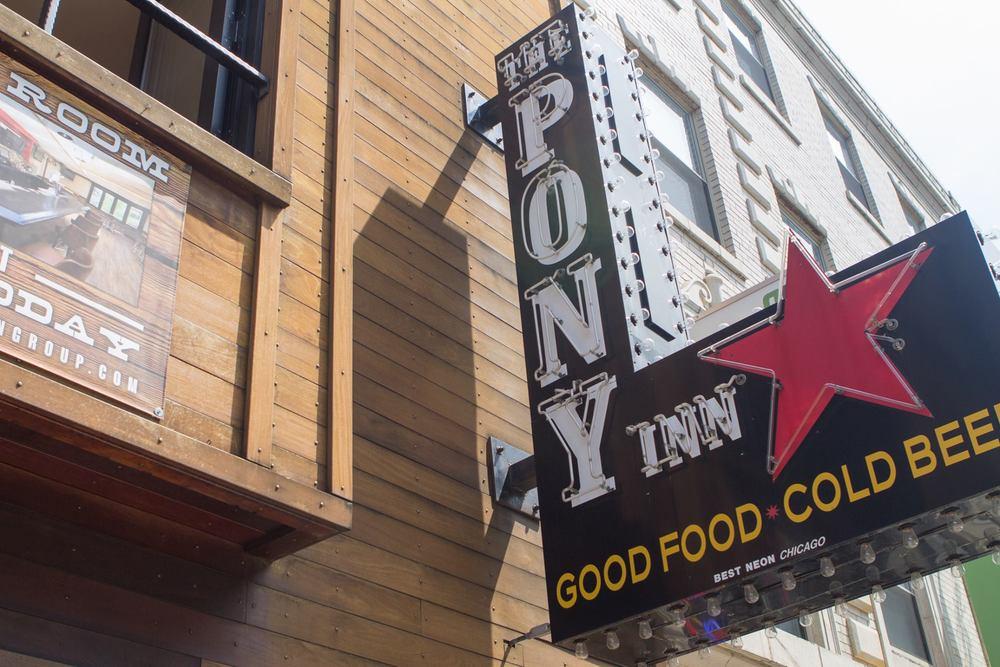 Pony Inn Chicago