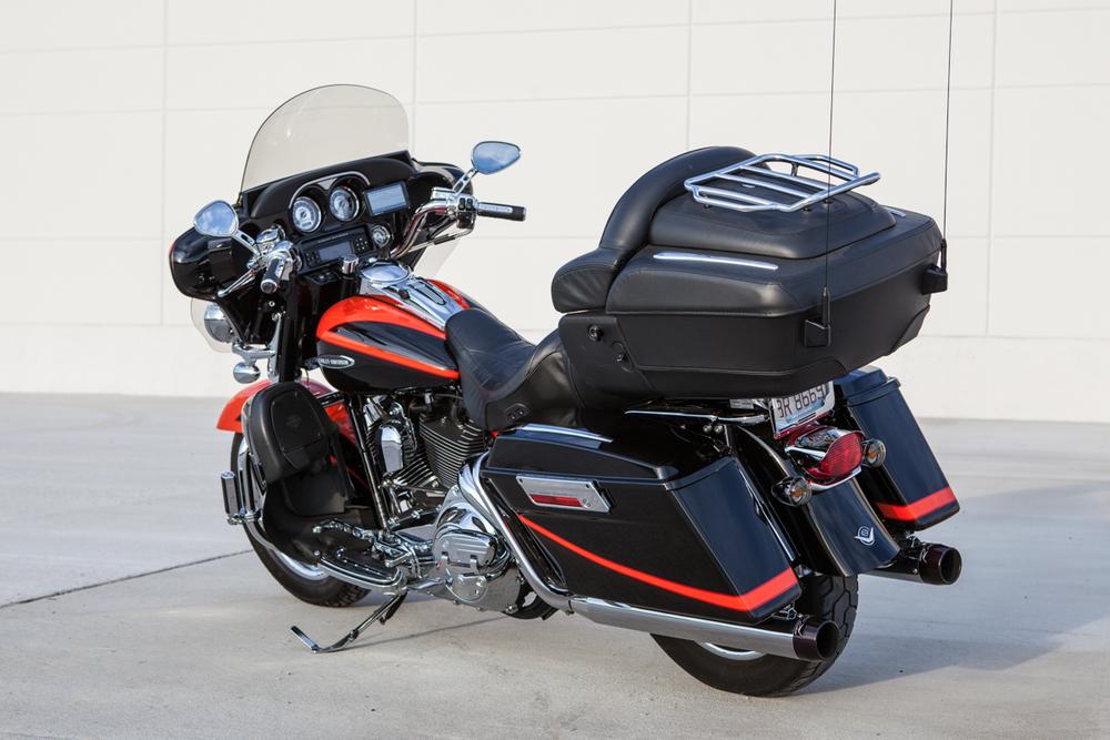 Harley Davidson Back