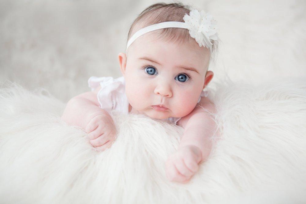 3 month old Baby Brynn