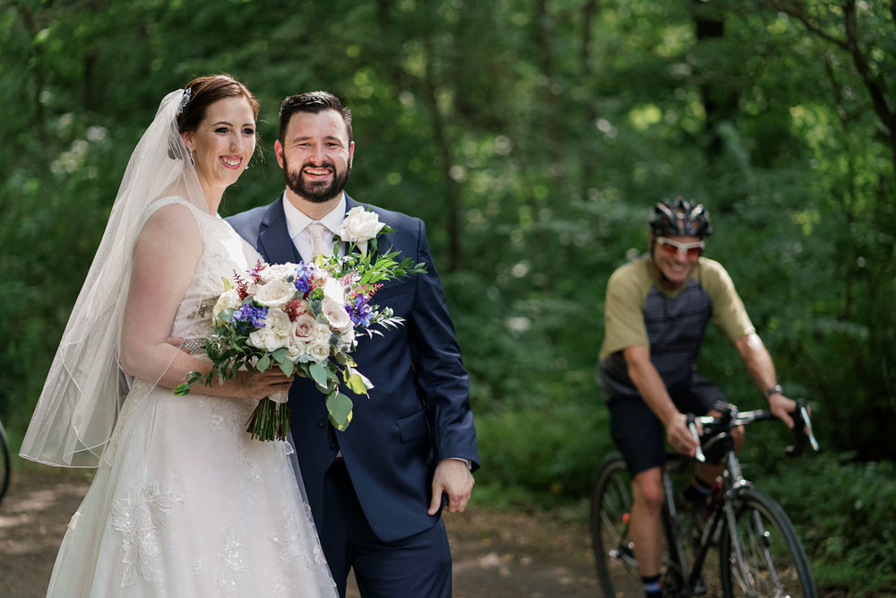 Chicago Biker Wedding