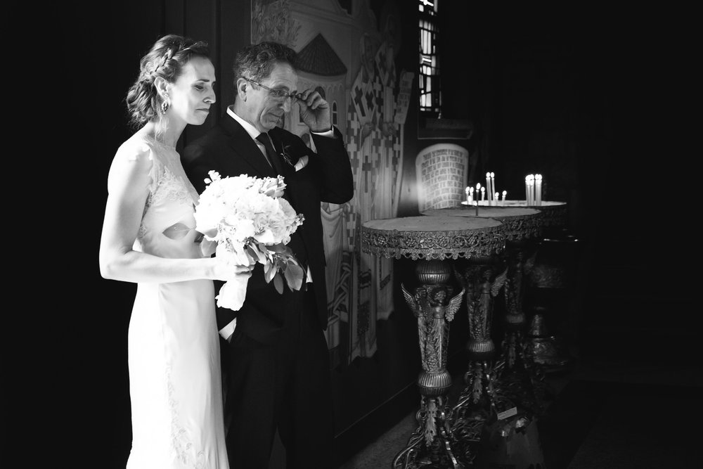 Serbian Church Wedding