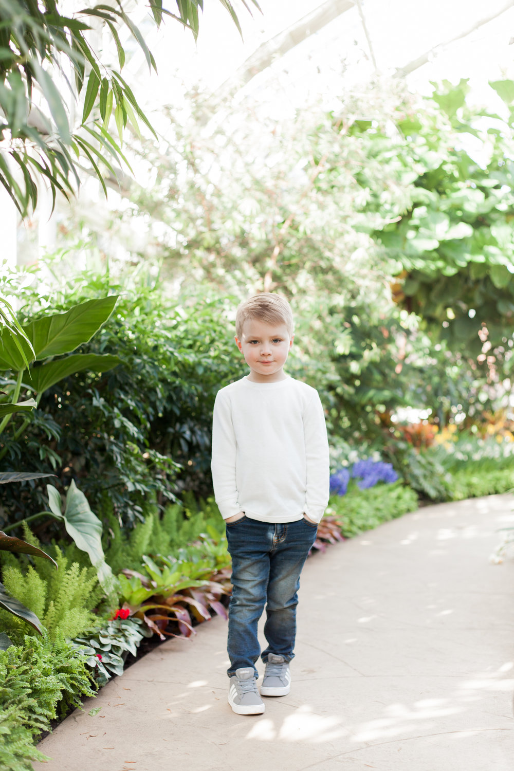 4 Year Old Photo Shoot