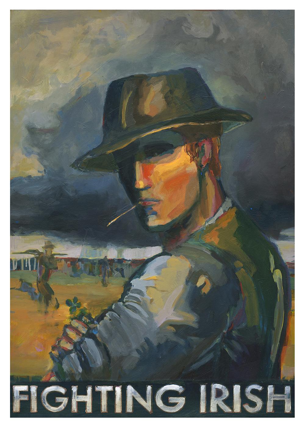 Fighting Irish Through the Storm, Revere La Noue