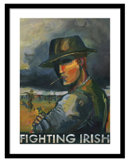 Original Fighting Irish, Through the Storm     $135 - $245