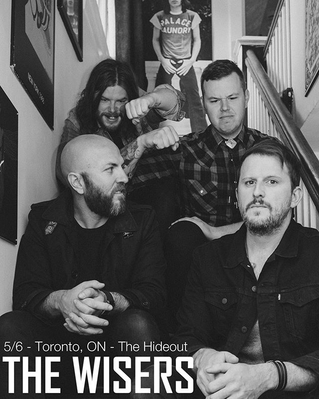 TORONTO! We've added another show, we'll be at @thehideouttoronto tonight at 11. Looking forward to this hoedown put on by our pals @alberta_music and @saskmusic #cmw #yyzmusic #rocknroll
