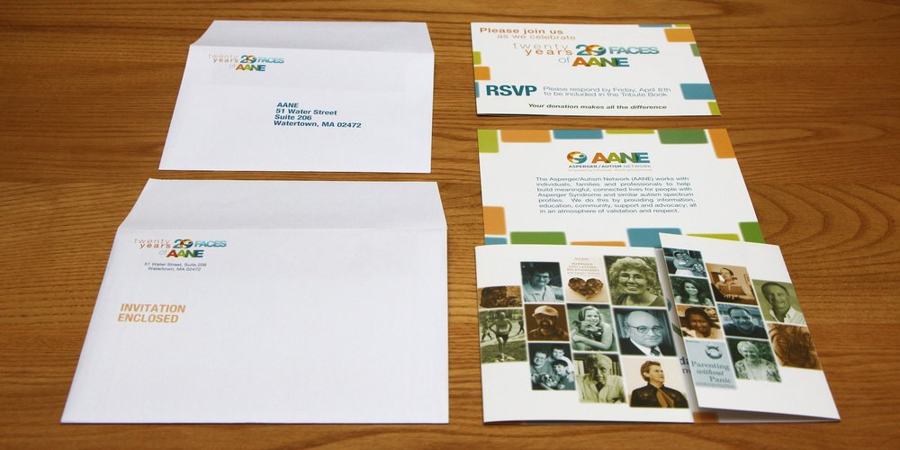 Event Invitation Mailing