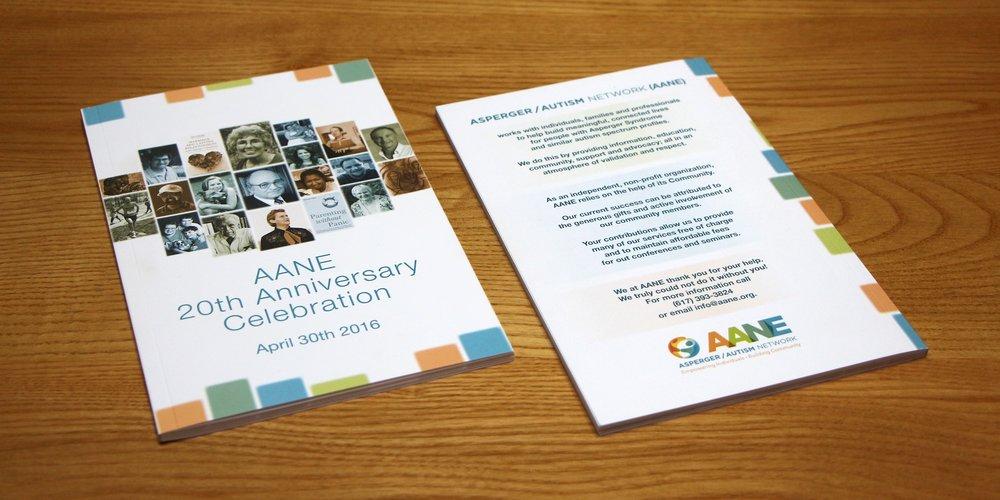 Event Program Book