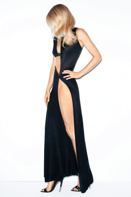 Gwyneth Paltrow by Terry Richardson for Harpers Bazaar March 2012