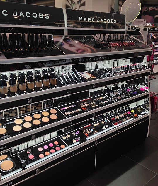 You can find the Marc Jacobs line at  Sephora  online or in stores.