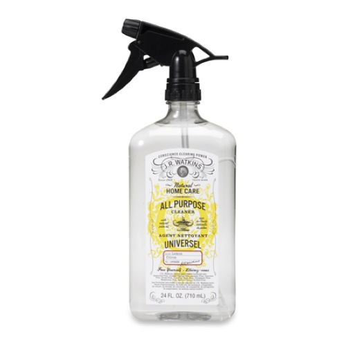 Watkins Lemon All Purpose Cleaning Spray.