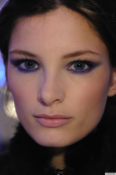 Peacock Eyes at Jason Wu