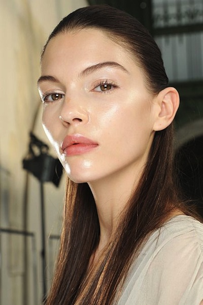 Dewy at Giambattista Valli