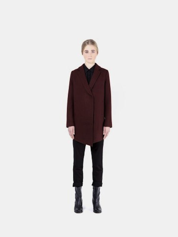 Oak and Fort Teresa Coat