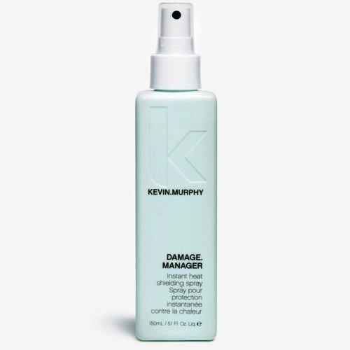 This product is a dream. It's a heat protection spray that's perfect to use on dry hair before a flat iron, curling iron or blow dryer. It smells so heavenly I would literally wear it as a personal scent.