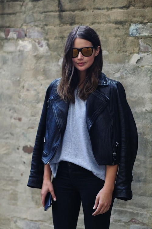The perfect moto jacket.