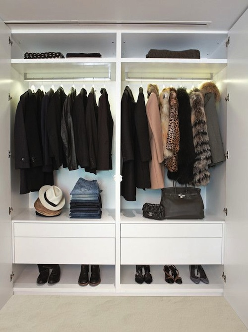 There is nothing like having a wardrobe that is well thought out and organized. It relieves stress and ensures that you always have something to wear. I make sure that EVERYTHING in my closet has a current purpose. By hiring a personal stylist, you can eliminate what isn't working and build a functional wardrobe that is interchangeable.  See how it works HERE.