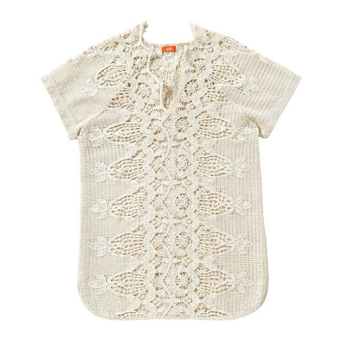 Joe Fresh Crochet swim cover up