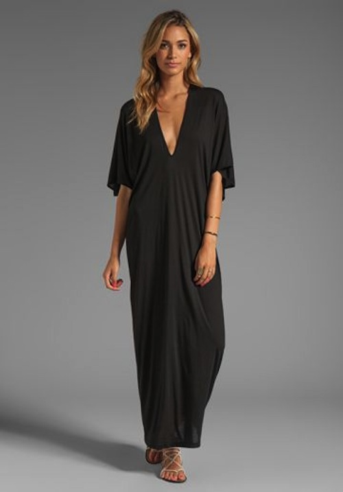 Riller and Fount Robyn maxi caftan