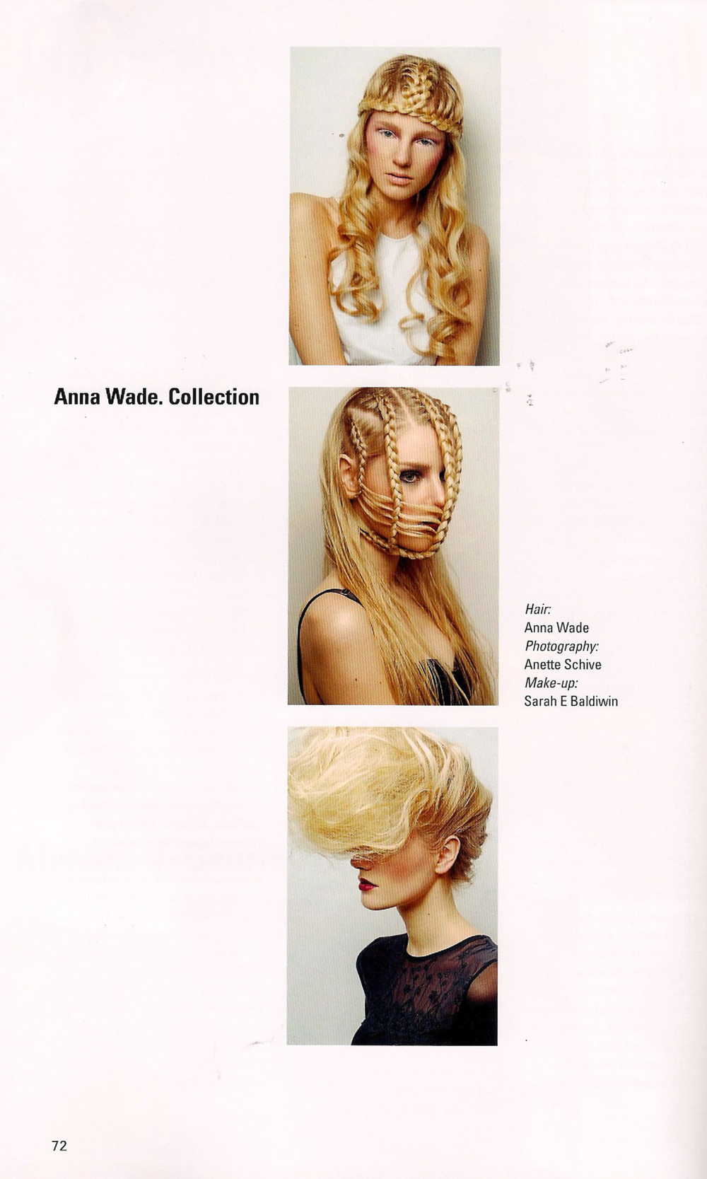 Published for Cutwalk German Hair Magazine June 2014