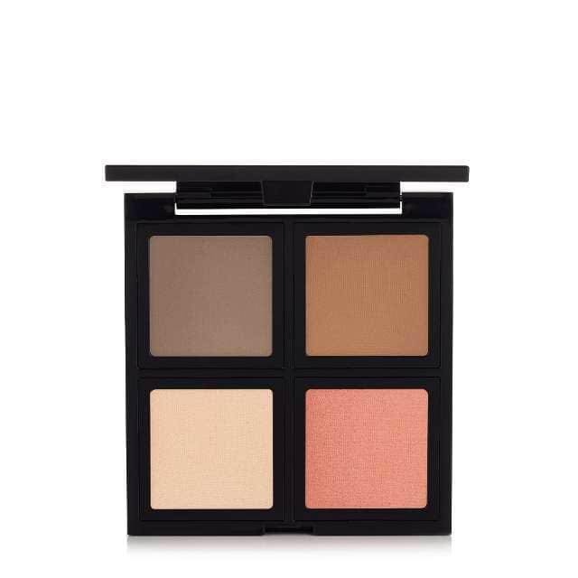 BODYSHOP CONTOUR PALETTE SHADE 01 LIGHT PALETTE