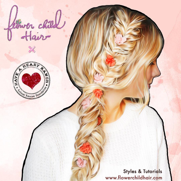 Flower Child Hair x Have A Heart Animal Sanctuary.jpg