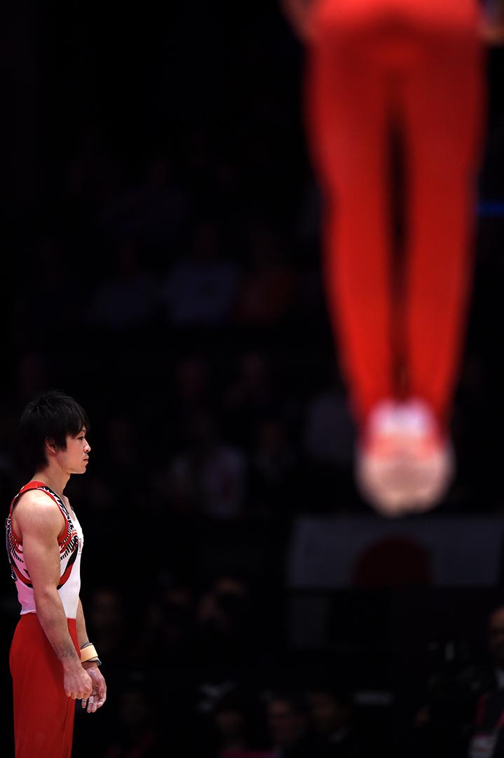 Gymnastics World Championsip 2015 Glasgow
