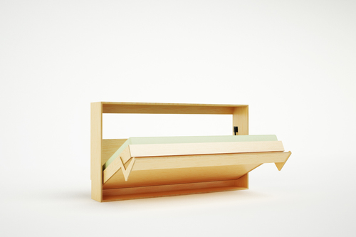 horizontal wall bed full size murphy with desk plans tuck folding wood