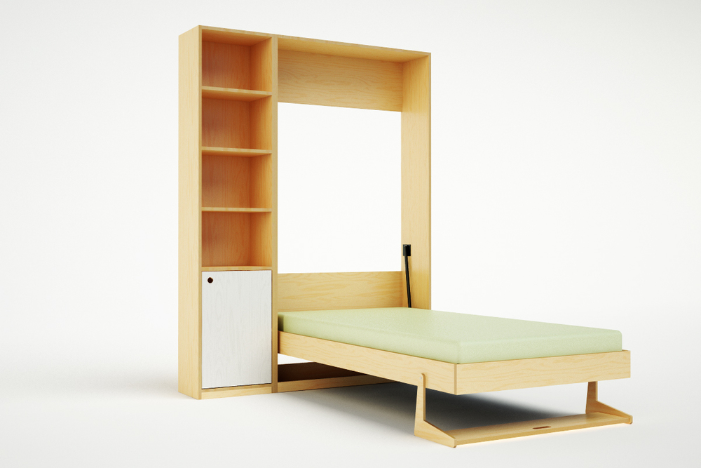 Tuck Bed Vertical Casa Kids
