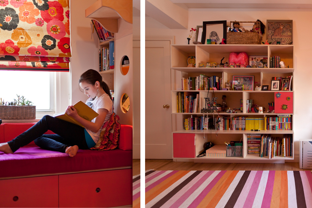 casa kids bookshelf