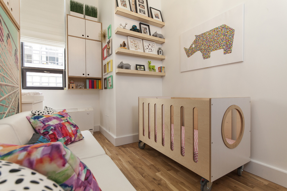 A Nursery Guest Room Casa Kids