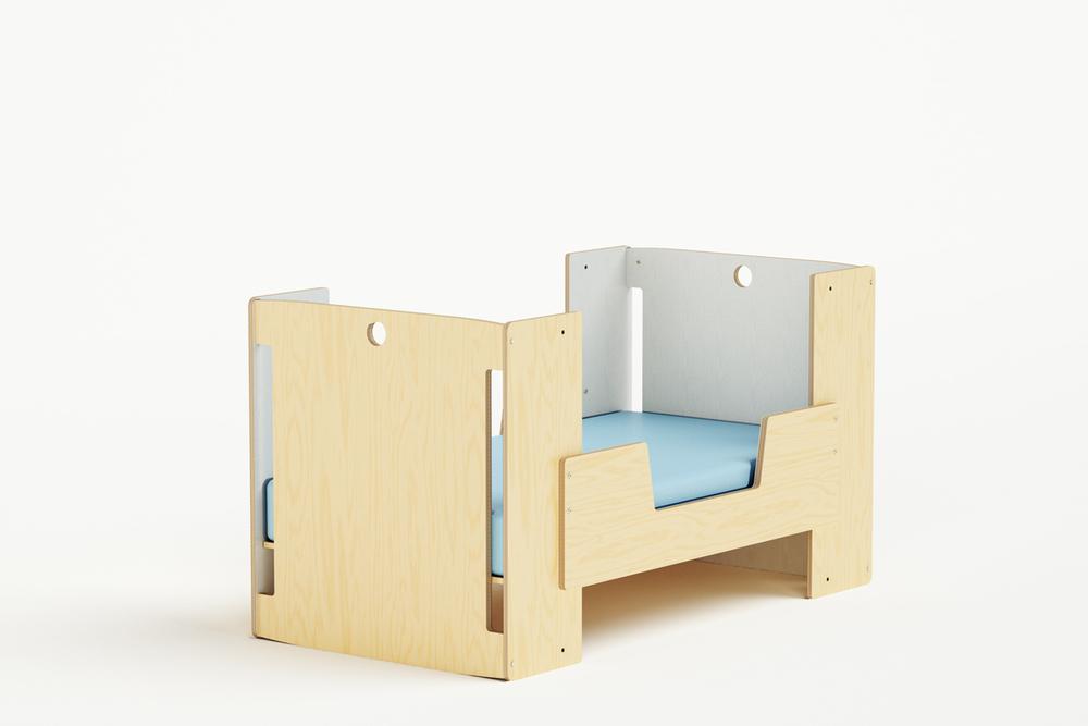 luna toddler bed