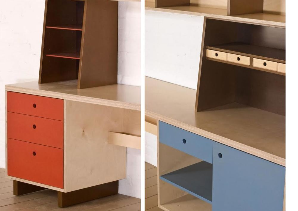 storage desk for children