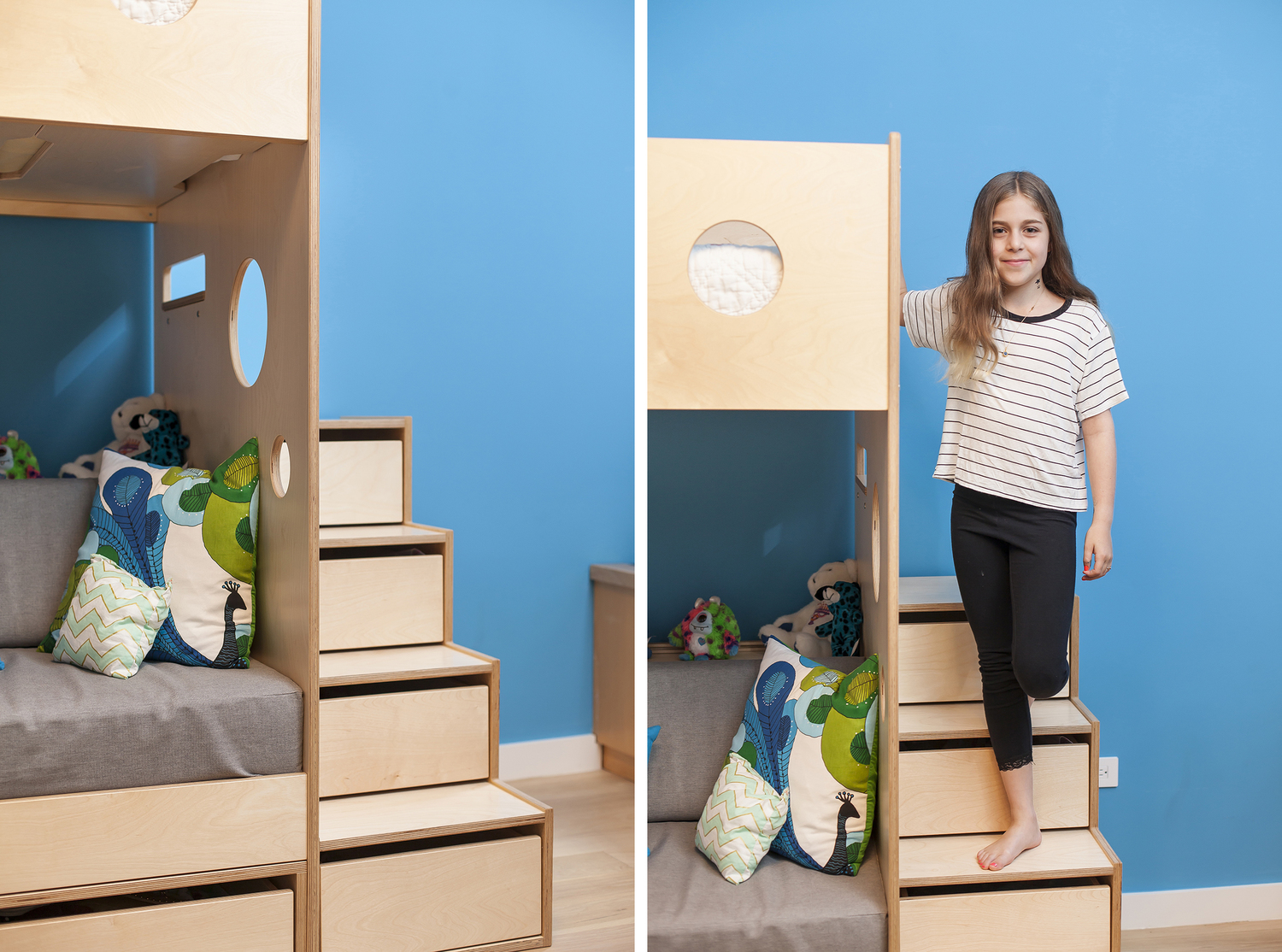 Casa kids custom children's furniture.