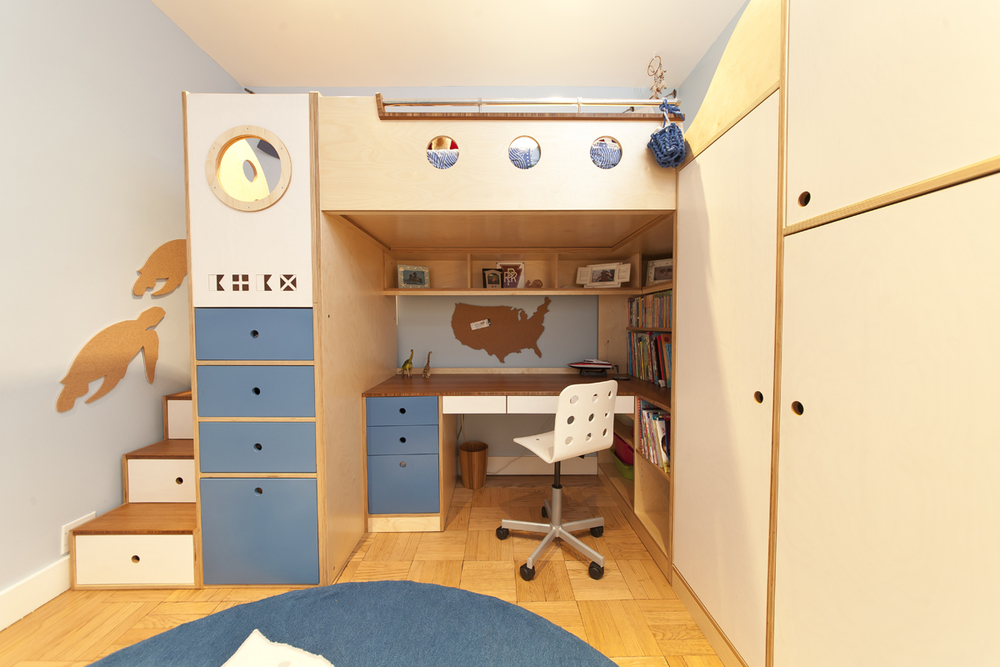 Modern Kids Bedroom Furniture Designs And Ideas