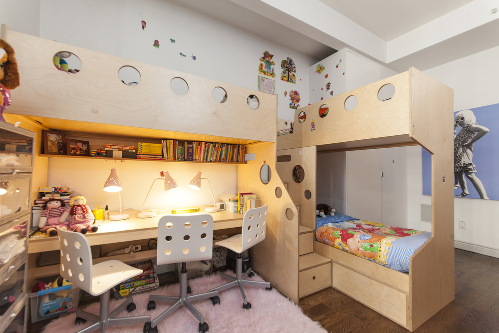 junior bunk bed