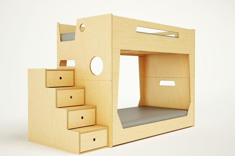 octavia study desk and storage bunk assembly instructions