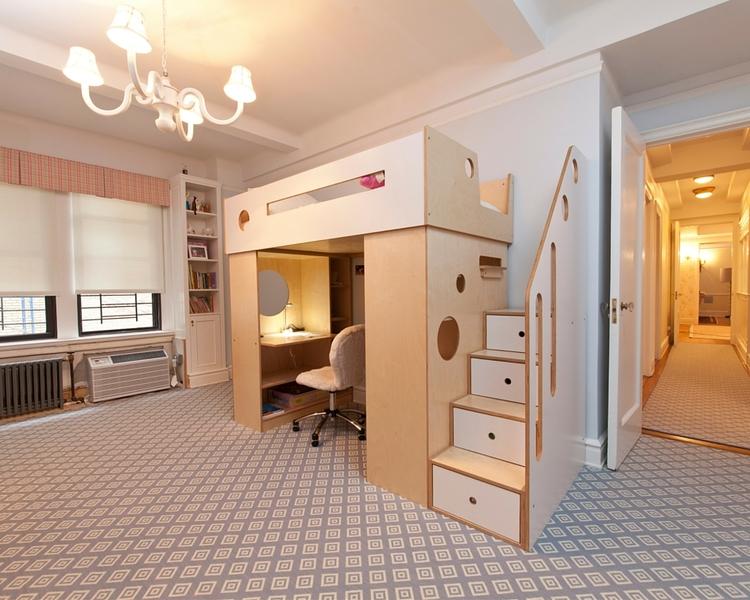 casa kids-loft bed