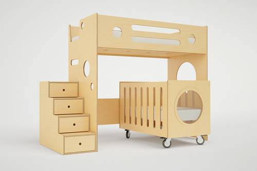 marino bunk bed with cribjpg bunk bed steps casa kids