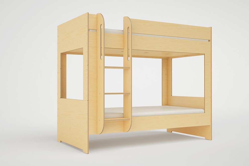 Cabin Bunk Bed Casa Kids