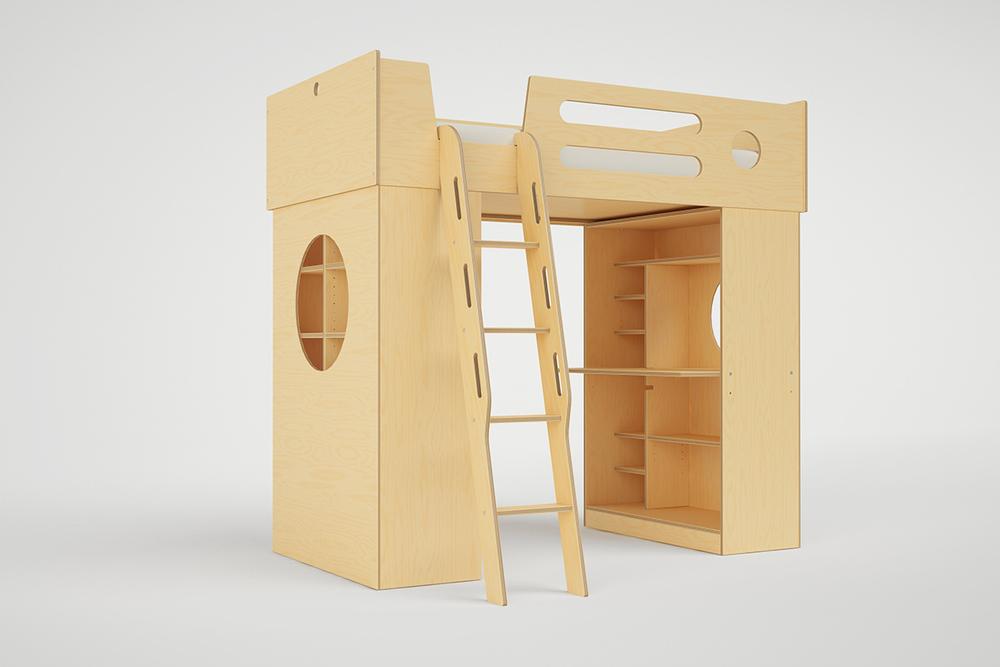 Modern Kids Loft Beds Casa Kids