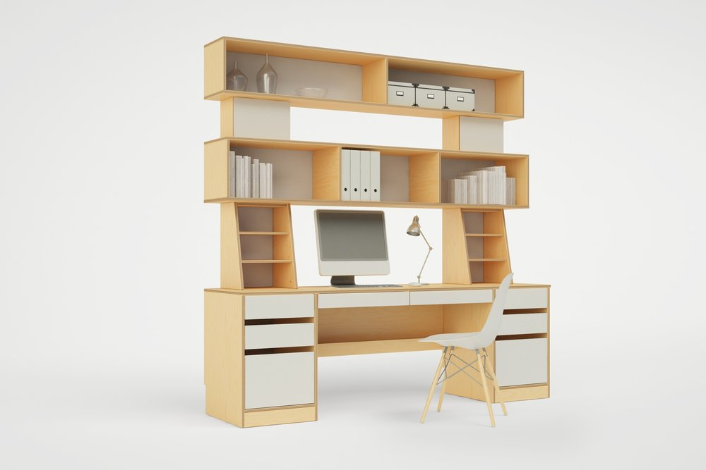 Modern Kids Desks With Storage Casa Kids