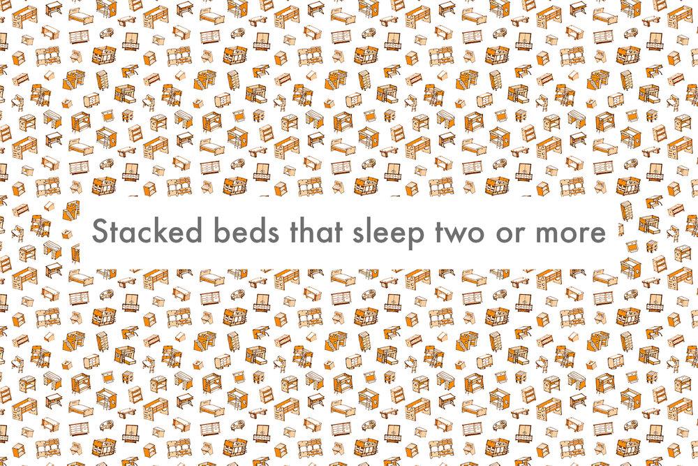 Lolo Bunk Bed Casa Kids