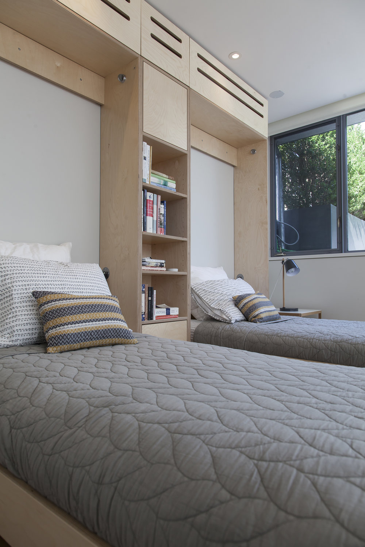 murphy bed shelf